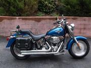 2004 - Harley-Davidson Softail FLSTFI FatBoy