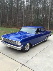 1963 Chevrolet NovaSS