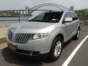 2011 Lincoln MKX 62854 miles